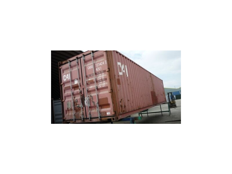 SHIPPING CONTAINERS 40ft original 63305 click to zoom image
