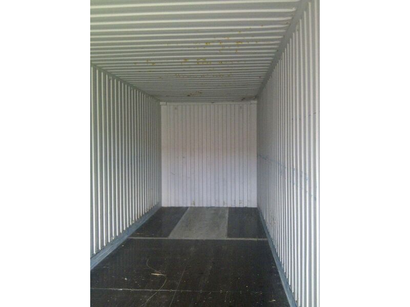 SHIPPING CONTAINERS 40ft high cube 20330 click to zoom image