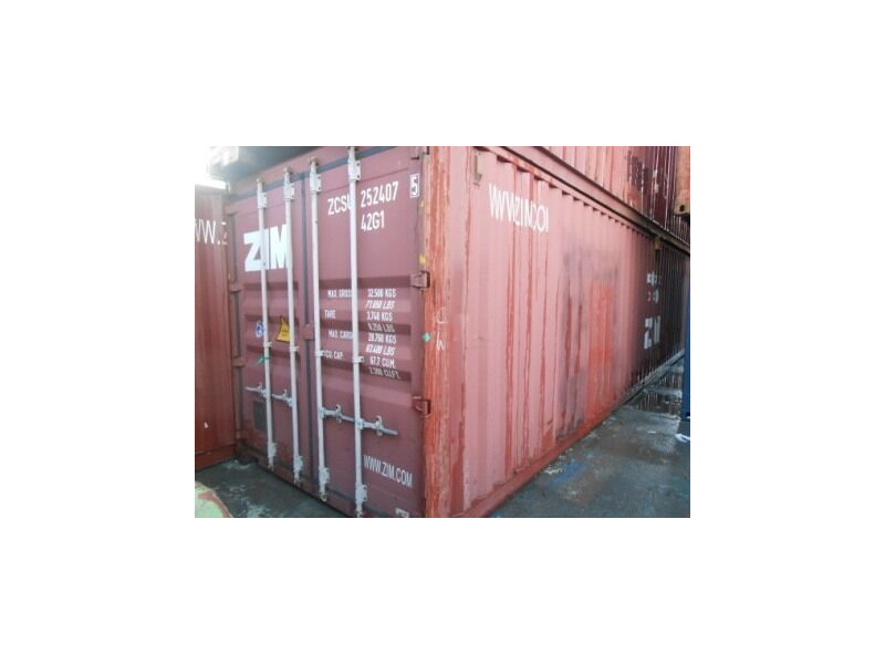 SHIPPING CONTAINERS 40ft original 24788 click to zoom image