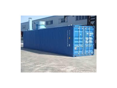 SHIPPING CONTAINERS 40ft ISO blue 16625