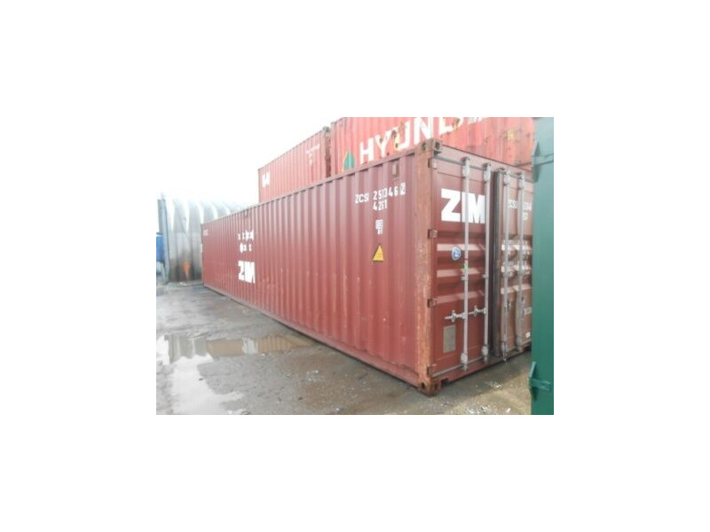 SHIPPING CONTAINERS 40ft original 21422 click to zoom image
