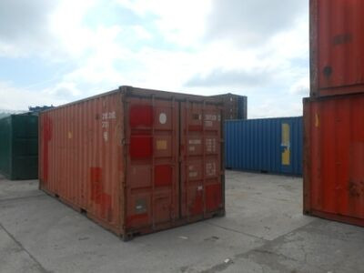 SHIPPING CONTAINERS 20ft original 65430