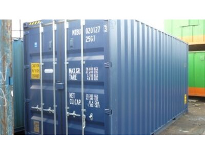 SHIPPING CONTAINERS 20ft ISO 43767