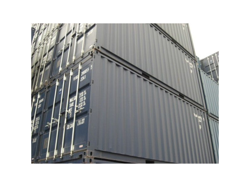 SHIPPING CONTAINERS ISO 20ft - 3173 click to zoom image