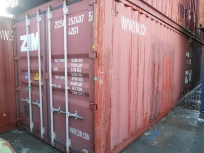 SHIPPING CONTAINERS 40ft ISO 66760