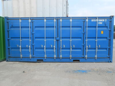 SHIPPING CONTAINERS 20ft full side access