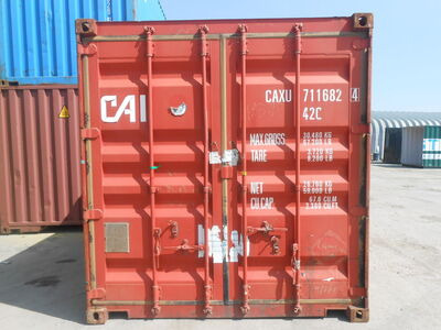 SHIPPING CONTAINERS 40ft original 40244