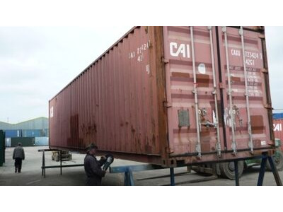 SHIPPING CONTAINERS 40ft original 21528