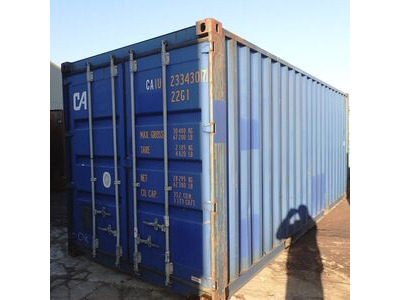 SHIPPING CONTAINERS 20ft original 57687