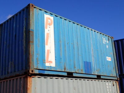 SHIPPING CONTAINERS 20ft ISO PCIU3029899 click to zoom image