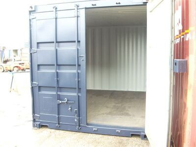 SHIPPING CONTAINERS 10ft S2 doors 20951