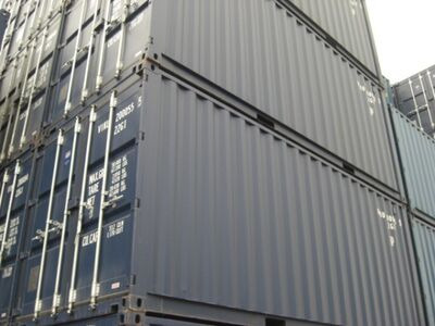 SHIPPING CONTAINERS ISO 20ft 61112