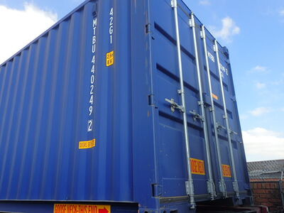 SHIPPING CONTAINERS 40ft ISO 44875