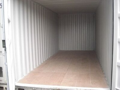 SHIPPING CONTAINERS ISO 20ft 61356 click to zoom image