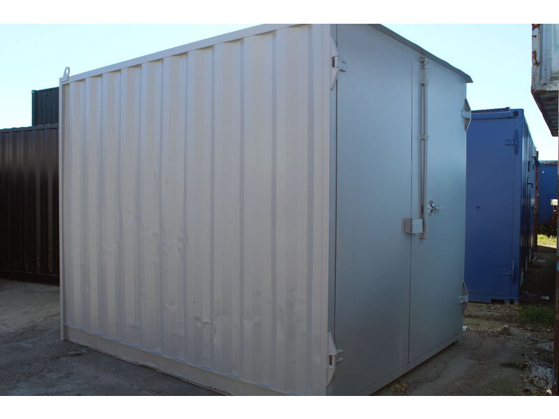 SHIPPING CONTAINERS 10ft S1 22381 click to zoom image