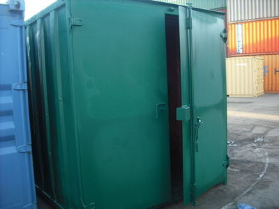 SHIPPING CONTAINERS 10ft S1 46403