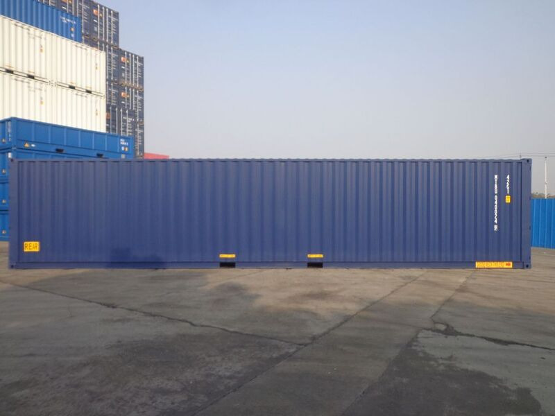 SHIPPING CONTAINERS 40ft ISO 30086 click to zoom image