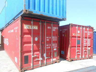 SHIPPING CONTAINERS 40ft original 63302