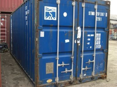 SHIPPING CONTAINERS 20ft original 65640