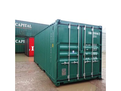 SHIPPING CONTAINERS 20ft original 40219