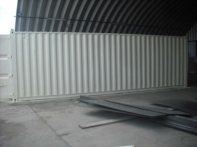 SHIPPING CONTAINERS 30ft S1 doors