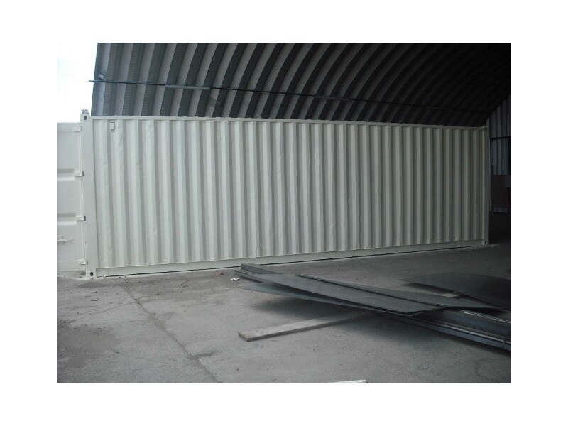 SHIPPING CONTAINERS 30ft S1 doors click to zoom image
