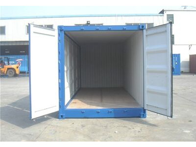 SHIPPING CONTAINERS 20ft full side access 17407 click to zoom image