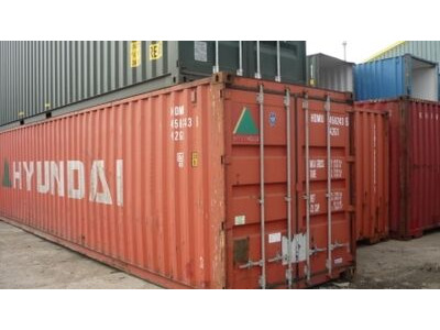 SHIPPING CONTAINERS 40ft original 65302