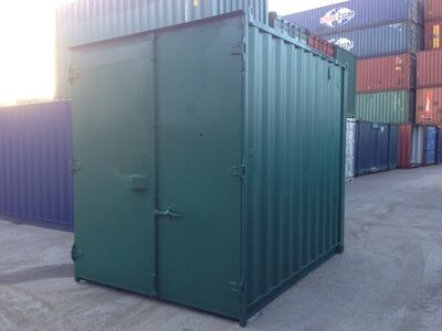 SHIPPING CONTAINERS 10ft high cube S1 21810
