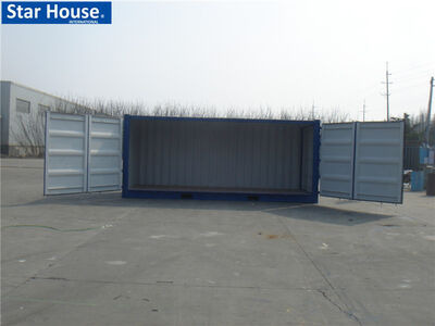 SHIPPING CONTAINERS 20ft full side access 64061 click to zoom image