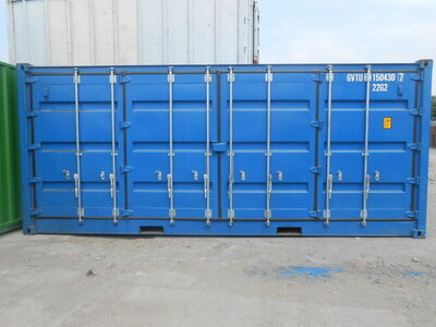 SHIPPING CONTAINERS 20ft full side access 64061