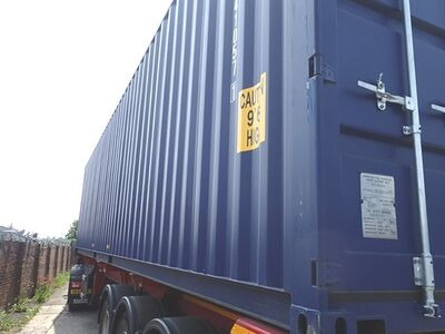 SHIPPING CONTAINERS 40ft high cube MTBU0410571 click to zoom image