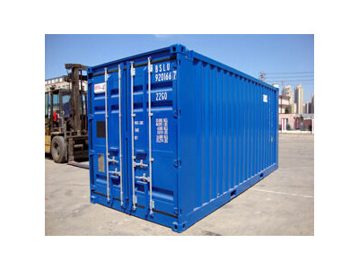 SHIPPING CONTAINERS 20ft high cube 66774