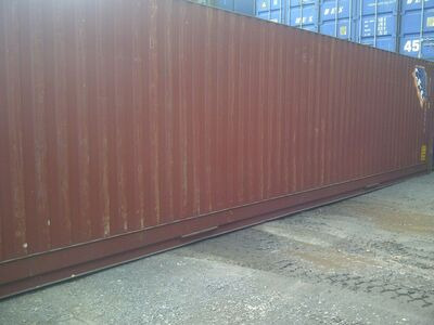 SHIPPING CONTAINERS 40ft high cube 67739