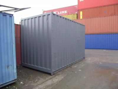 SHIPPING CONTAINERS 16ft high cube 18477