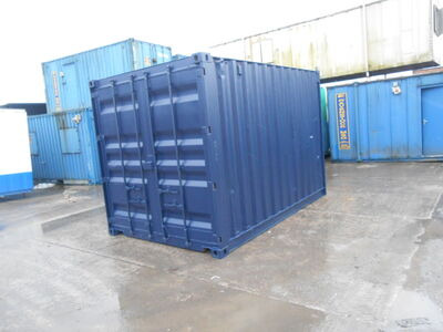 SHIPPING CONTAINERS 15ft S2 doors 45207