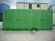 20FT SIDE ACCESS CONTAINERS