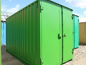 15ft Shipping Containers
