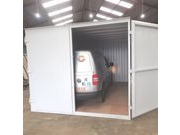 SHIPPING CONTAINER GARAGE - CARTAINER 2010
