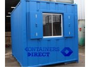 SHIPPING CONTAINER OFFICE PACKAGES