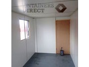 PARTITIONS IN SHIPPING CONTAINERS