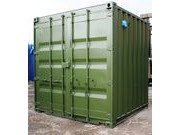 8FT NEW SHIPPING CONTAINERS