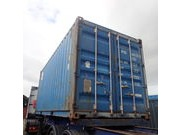 QUALITIES OF A GOOD 'USED' SHIPPING CONTAINER