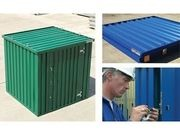 WHAT ARE FLAT PACK CONTAINERS?