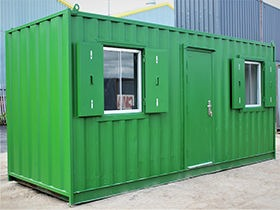 Portable Office Container - ModiBox Range
