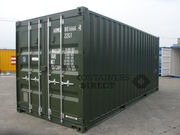 SHIPPING CONTAINERS FROM CONTAINERS DIRECT