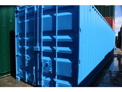 30ft New Shipping Containers 30ft Once-Used - S2 Doors