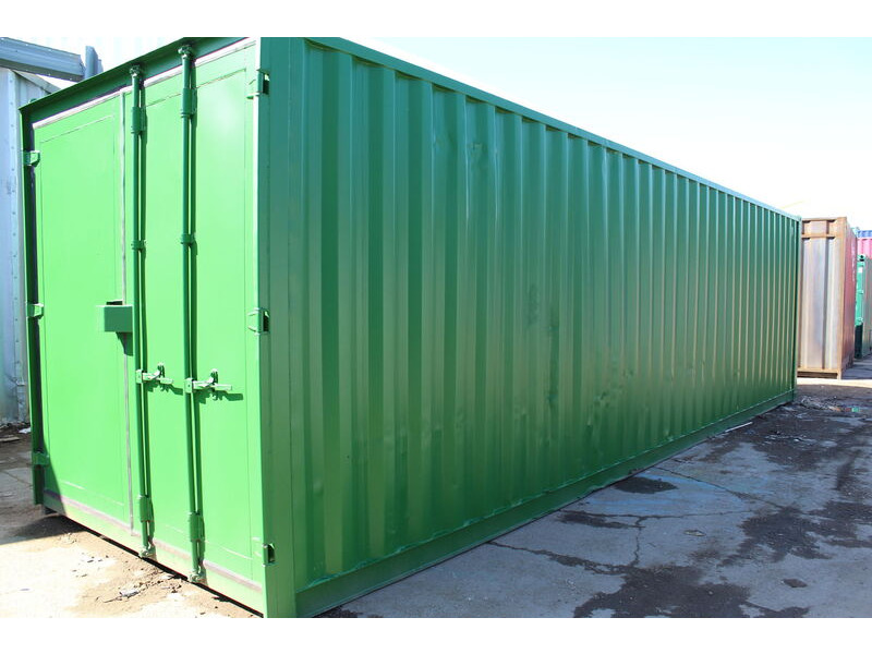 Used 40ft Shipping Containers 40ft Used Container - S3 Doors click to zoom image