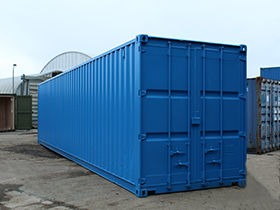 40ft Shipping Containers - Used