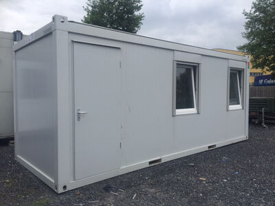 Flat Pack Containers 24ft CXO cabin office